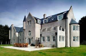 Scottish Baronial Mansion