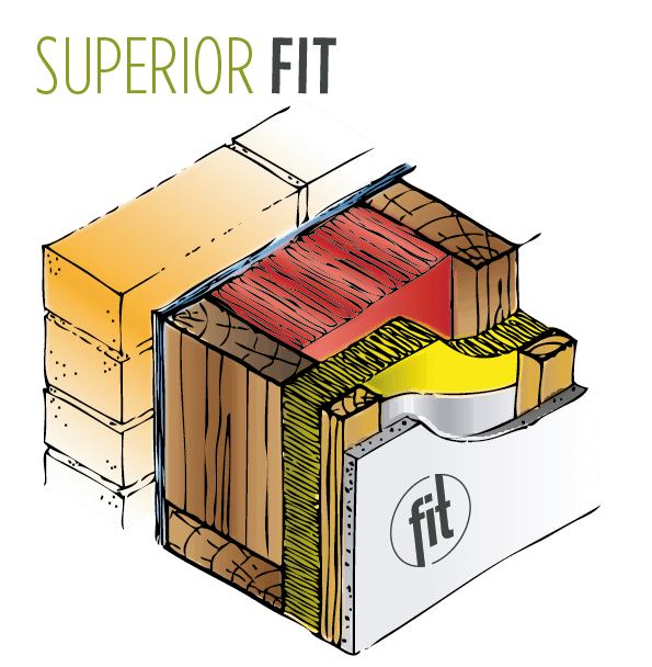 Superior FIT Insulation
