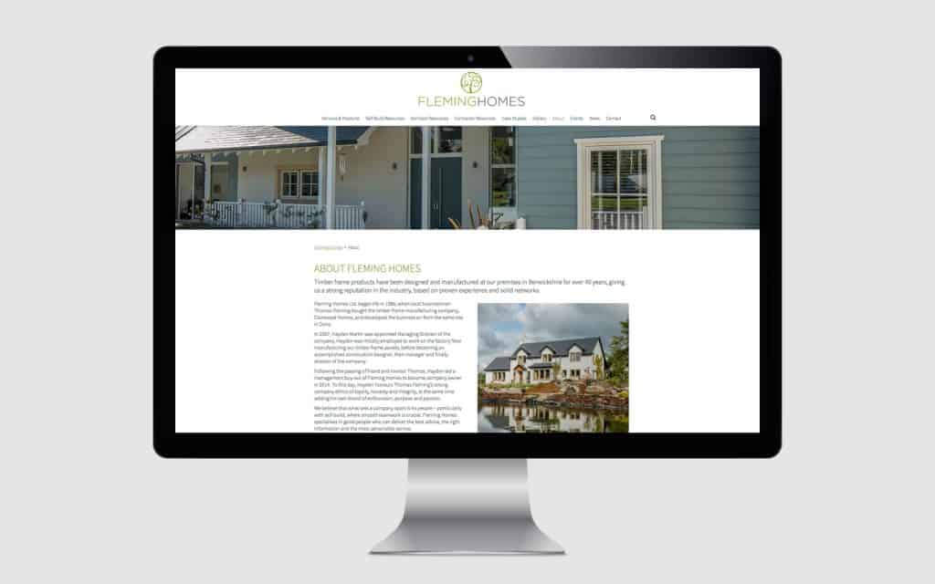 Fleming Homes About Us