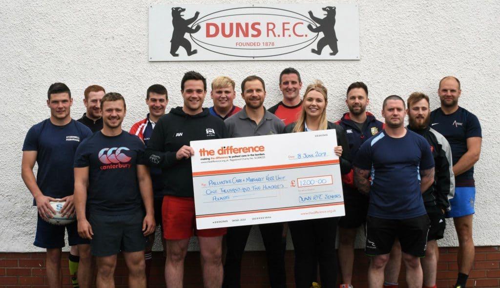 Duns RFC Senior Squad