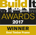 Build It Awards - Best Timber Frame Winner