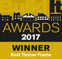 Build It Awards - Best Timber Frame Winner