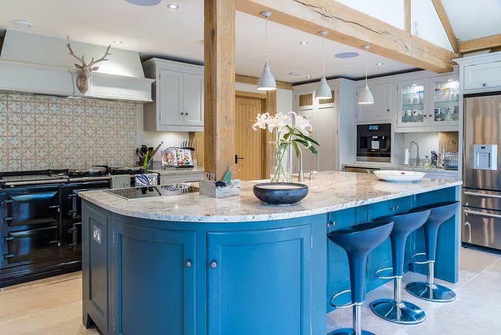 Oak Framed Kitchen