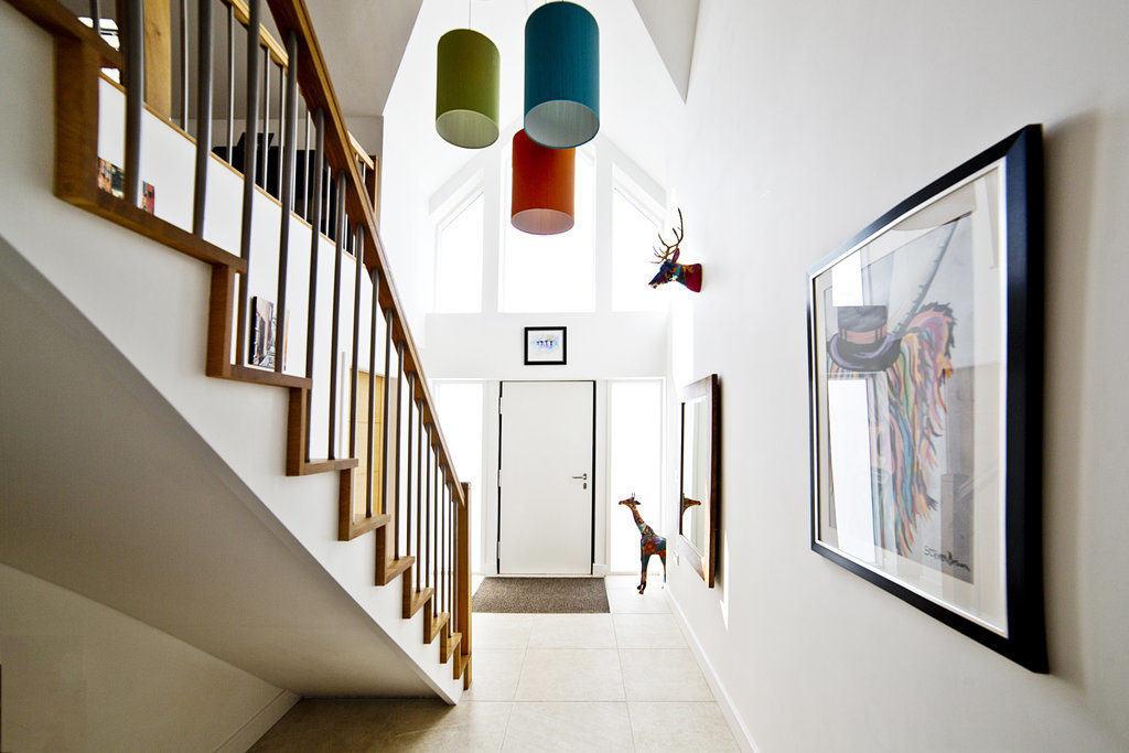Contemporary Stylish Entrance Hall