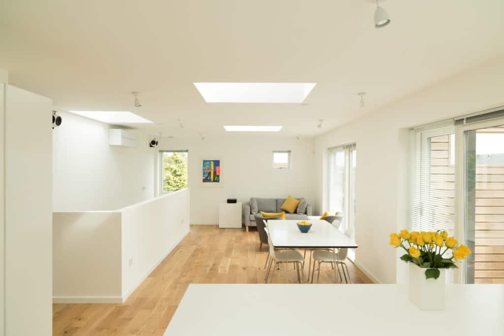 Open Plan Healthy Home Living