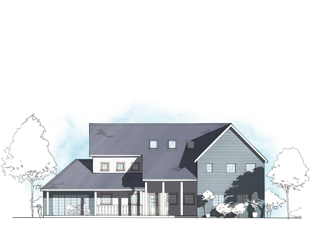 House Designs And Floor Plans Fleming Homes