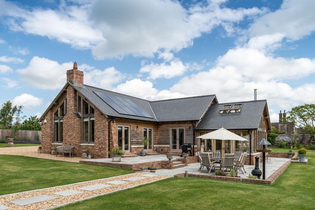 Learning the Lingo - Self Build Timber Frame Houses