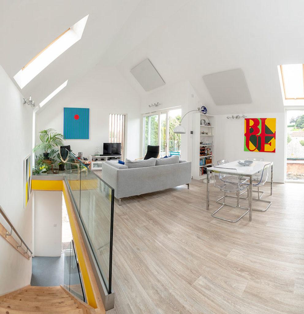 Upper Floor Living