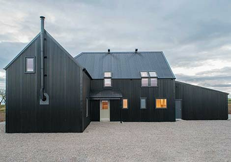 Design Service Completed Dwelling